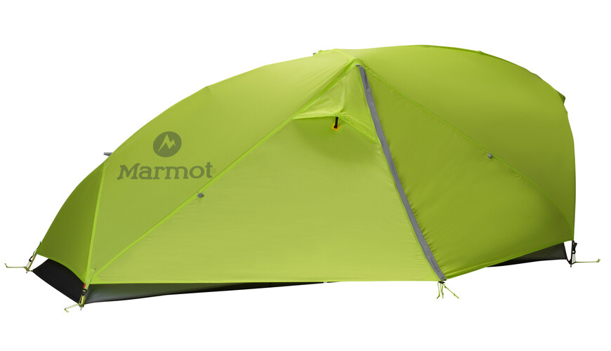 Marmot Force 1P tent groen